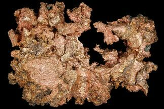 "Buy 4.4"" Natural, Native Copper Formation - Michigan - #90367"