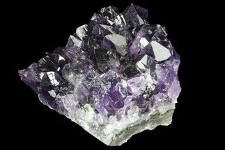 "Buy 2.4"" Dark Purple Amethyst Cluster  - #90178"