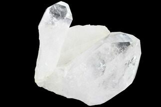 "3.6"" Quartz Crystal Cluster - Brazil For Sale, #91565"
