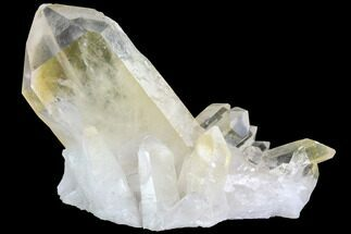 "Buy 7.2"" Quartz Crystal Cluster - Brazil - #93040"