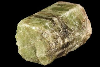 "Buy 1.95"" Yellow-Green Fluorapatite Crystal - Ontario, Canada - #93715"