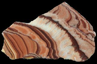 "Buy 2.7"" Polished Slab Of Rolling Hills Dolomite - Mexico - #95536"