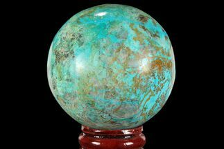 Chrysocolla  - Fossils For Sale - #95664