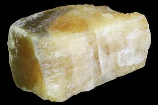 "3"" Tabular, Yellow Barite Crystal - China For Sale, #95336"