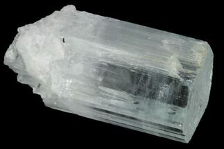 Beryl var. Aquamarine - Fossils For Sale - #97854