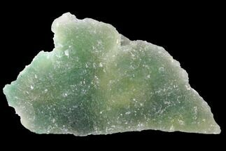 "Buy 5.9"" Botryoidal Green Fluorite Crystal Cluster - China - #99073"