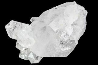 "2.8"" Quartz Crystal Cluster - Brazil For Sale, #99746"