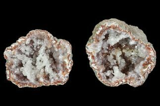 "1.4"" Keokuk ""Red Rind"" Geode - Iowa For Sale, #105965"
