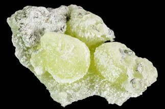 "Buy 1.8"" Lemon-Yellow Brucite - Balochistan, Pakistan - #108028"