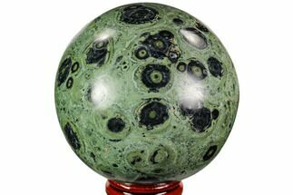 "Buy 2.7"" Polished Kambaba Jasper Sphere - Madagascar - #109996"