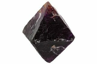 "Buy 1.7"" Purple Fluorite Octahedron - China - #110047"