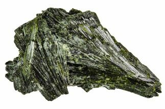"1.2"" Epidote Fan - Balochistan, Pakistan For Sale, #111947"