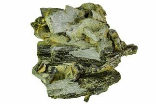"Buy 1.5"" Epidote Crystal Cluster - Pakistan - #111991"