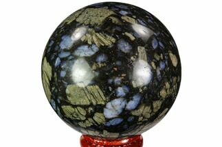 "2.45"" Polished Que Sera Stone Sphere - Brazil For Sale, #112532"