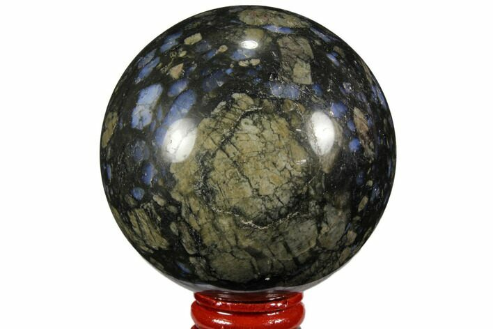 "2.9"" Polished Que Sera Stone Sphere - Brazil"