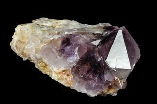 "3.5"" Wide, Amethyst Crystal Cluster - Boekenhoutshoek, South Africa For Sale, #115385"