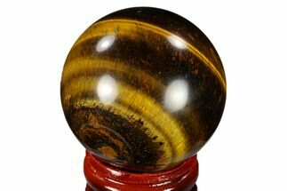 Tiger's Eye - Fossils For Sale - #116061