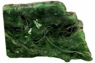 Jade var. Nephrite - Fossils For Sale - #117639