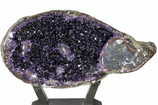 Quartz var. Amethyst - Fossils For Sale - #118182