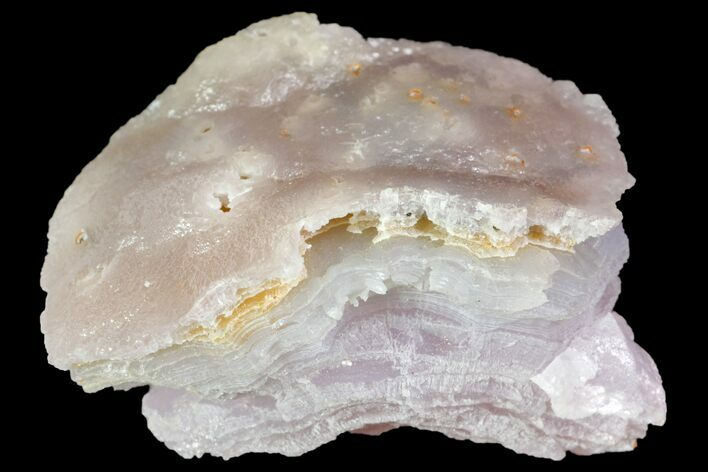 "1.4"" Botryoidal Pink-Purple Smithsonite - Mexico"