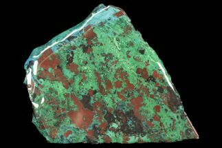 Chrysocolla & Malachite - Fossils For Sale - #119757