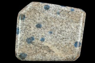 Granite & Azurite - Fossils For Sale - #120426