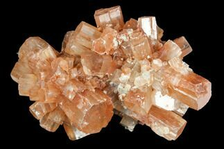 "Buy 2.5"" Aragonite Twinned Crystal Cluster - Morocco - #122176"