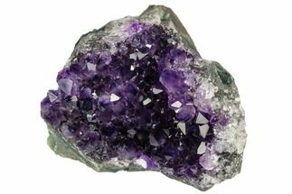 Quartz var. Amethyst - Fossils For Sale - #123801
