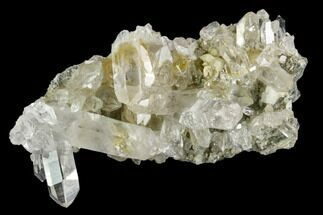 "Buy 3.3"" Quartz and Adularia Crystal Association - Norway - #126334"