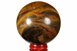 Tiger's Eye - Fossils For Sale - #124623