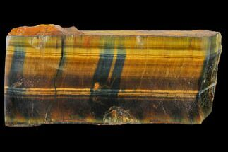 Tiger's Eye - Fossils For Sale - #128466