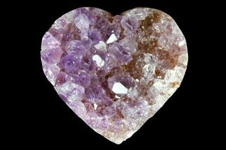 Quartz var. Amethyst - Fossils For Sale - #128673