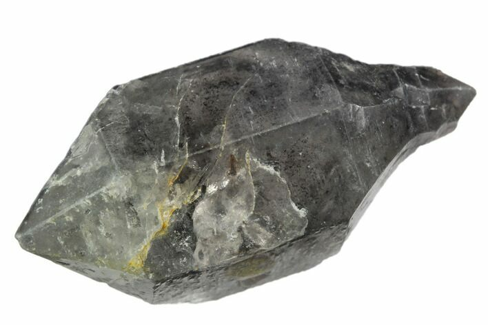"1.65"" Double-Terminated Smoky Quartz Crystal - Tibet"