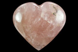 Quartz var. Rose Quartz - Fossils For Sale - #129036