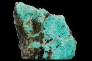 "5.4"" Wide, Single Side Polished Amazonite - Madagascar For Sale, #129911"