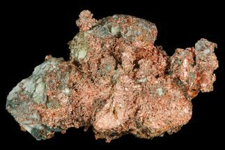 "4.4"" Natural, Native Copper Formation - Michigan For Sale, #130460"