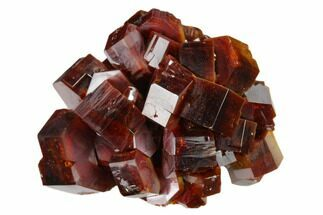 Vanadinite  - Fossils For Sale - #132687