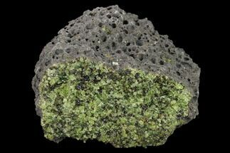 "Buy 3.4"" Peridot in Basalt - Arizona - #132355"