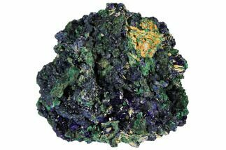 "2.9"" Malachite and Azurite Association - China For Sale, #132779"