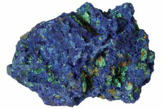 "Buy 1.2"" Malachite and Azurite Association - China - #132784"