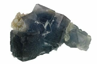 Fluorite & Quartz - Fossils For Sale - #132771
