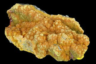 Orpiment, Realgar & Barite - Fossils For Sale - #133116