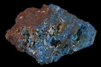 Shattuckite - Fossils For Sale - #134013