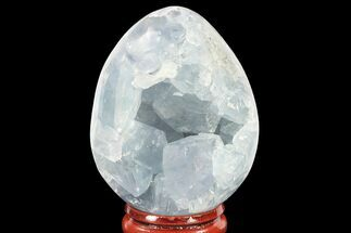 "Buy 2.3"" Crystal Filled, Celestine (Celestite) ""Egg"" - Madagascar - #134611"