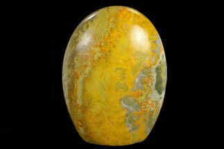 "Buy 2.65"" Free-Standing, Polished Bumblebee Jasper - Indonesia - #134902"