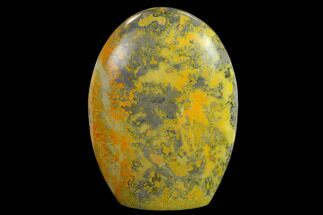 "2.9"" Free-Standing, Polished Bumblebee Jasper - Indonesia For Sale, #134912"