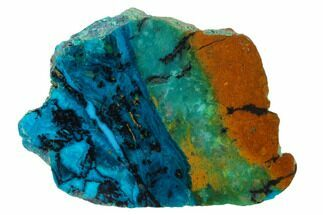 Chrysocolla - Fossils For Sale - #136101