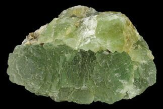 "Buy 3"" Stepped, Green Fluorite Formation - Fluorescent - #136876"