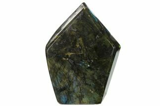 "Buy 7.8"" Flashy Polished Labradorite Free Form - Madagascar - #136267"
