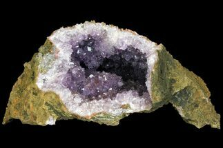 Quartz var. Amethyst - Fossils For Sale - #136944